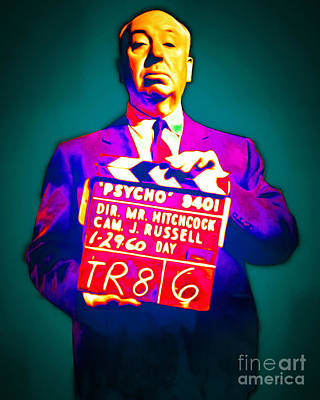 Alfred Hitchcock Psycho 20151218 Poster
