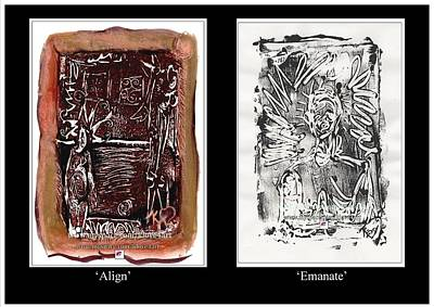Align To Emanate Poster