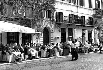 All Full In Rome Poster