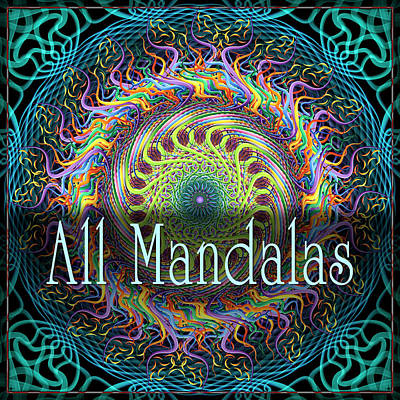 All Mandalas Poster
