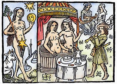 Allegory Of Venus, 1496 Poster by Granger