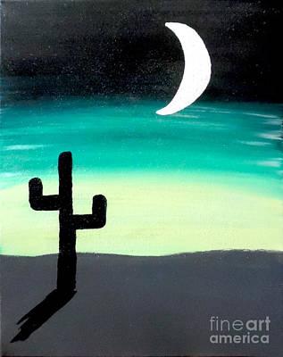Alone Poster by Jilian Cramb - AMothersFineArt