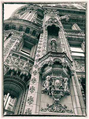 Alwyn Court Building Poster by Jessica Jenney