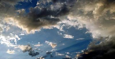 Amazing Sky Photo Poster
