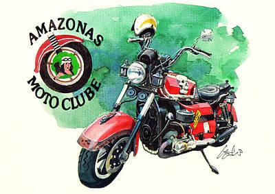 Amazonas 1600 Poster