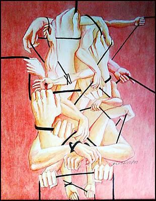 Ambition Poster by Paulo Zerbato