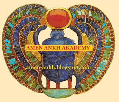 Amen Ankh Akademy Poster