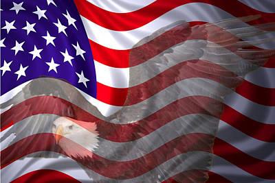 America Freedom Poster