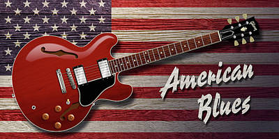 American Blues 335 Poster