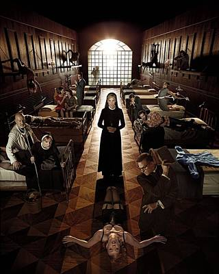American Horror Story Asylum 2012 Poster by Unknown