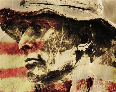 American Patriot Poster