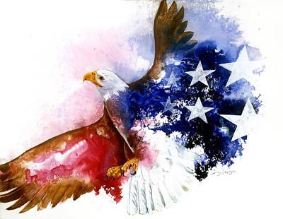 American Spirit Poster