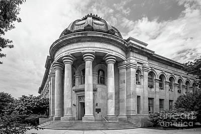 American University Mc Kinley Building Poster