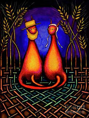Amish Kats Poster