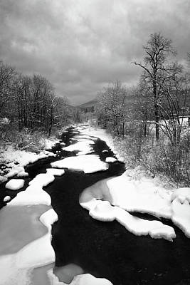 Ammonoosuc River Poster by Joseph Smith