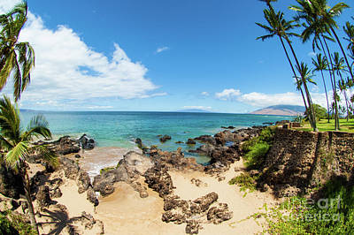 Poster featuring the photograph Amzing Beach In Hawaii Islands by Micah May