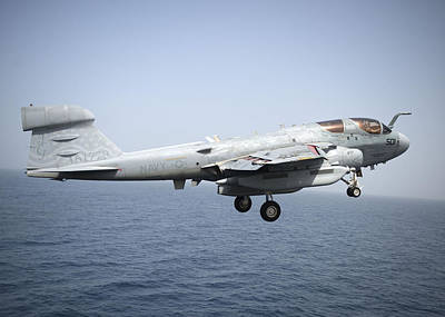 An Ea-6b Prowler  Poster by Celestial Images