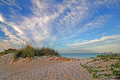 An Invitation - Florida Seascape Poster