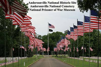 Andersonville National Park Poster