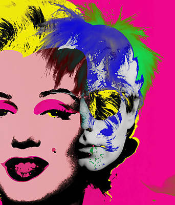 Andy Warhol Collection Poster