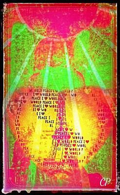Ange De Paix Mondiale Poster