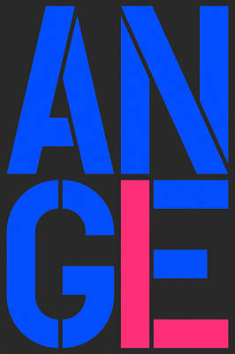 Angel-10 Poster by Three Dots