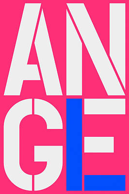 Angel-11 Poster by Three Dots