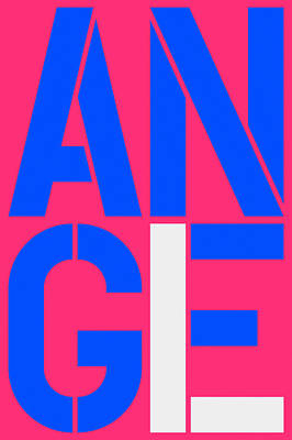 Angel-12 Poster by Three Dots