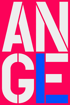 Angel-15 Poster by Three Dots