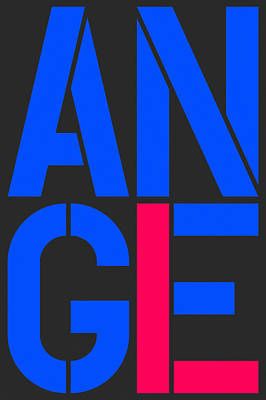 Angel-8 Poster by Three Dots