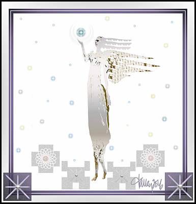 Angelic Messenger Poster