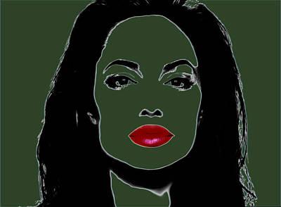 Angelina Jolie 3h Poster
