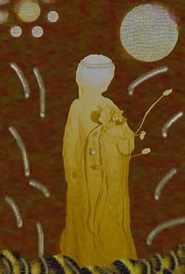 Angelita De Oro Poster