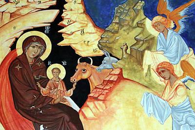 Angels Greetings Poster