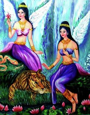 Angels Kinnaree Poster