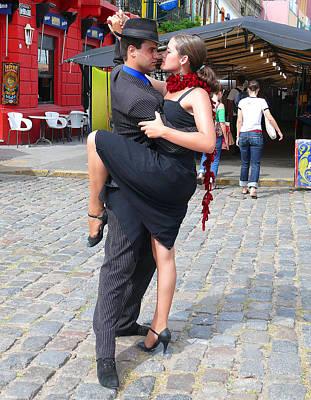 Angentina - Tango Poster