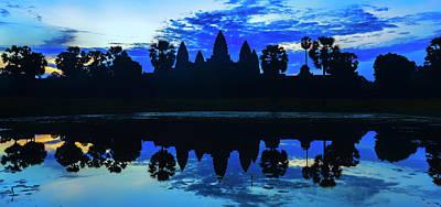 Angkor Dawn Poster