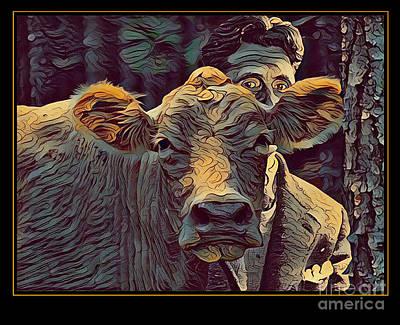 Animal Charm No. 1 Poster by Geordie Gardiner