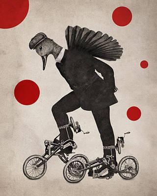 Animal8 Poster by Francois Brumas