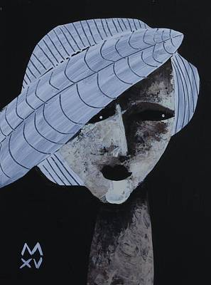 Animus No 101 Poster by Mark M Mellon