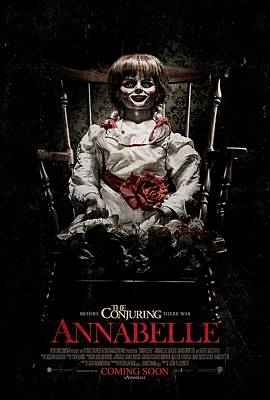 Annabelle 2014 Poster by Unknown