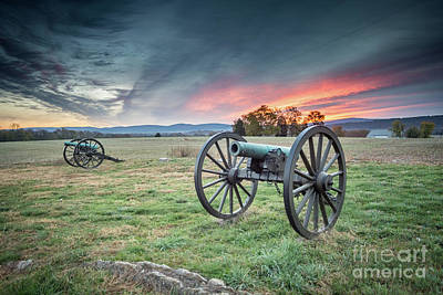 Poster featuring the photograph Antietam  by Craig Leaper