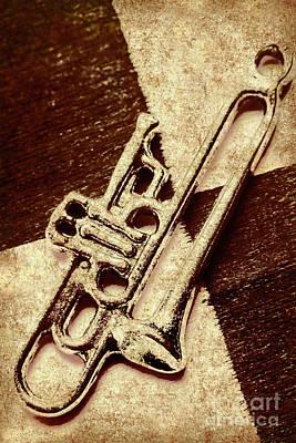 Antique Trumpet Club Poster
