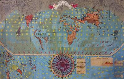 Apocalypse 3050 Poster by William Douglas