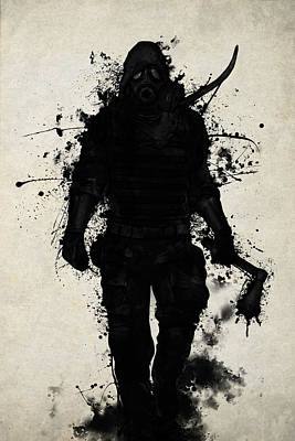 Apocalypse Hunter Poster