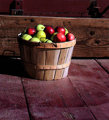 Apple Pickens Poster