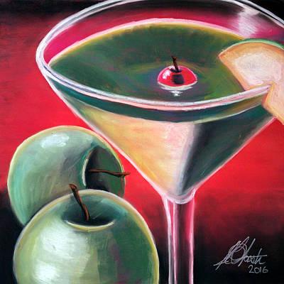 Appletini Poster