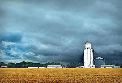 Approaching Storm Poster by Michael Ciskowski