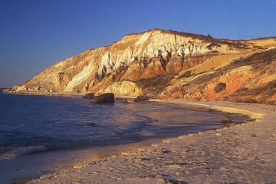 Aquinnah Gay Head Cliffs Poster