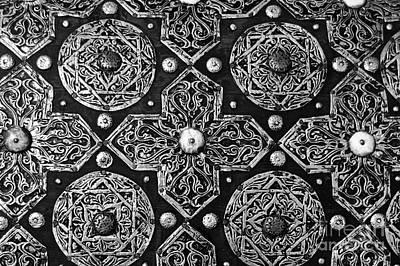 Arabesque Designs Poster by Floyd Menezes